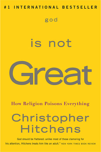 God Is Not Great Christopher Hitchens
